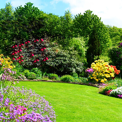 Gartenplanung Ziergarten